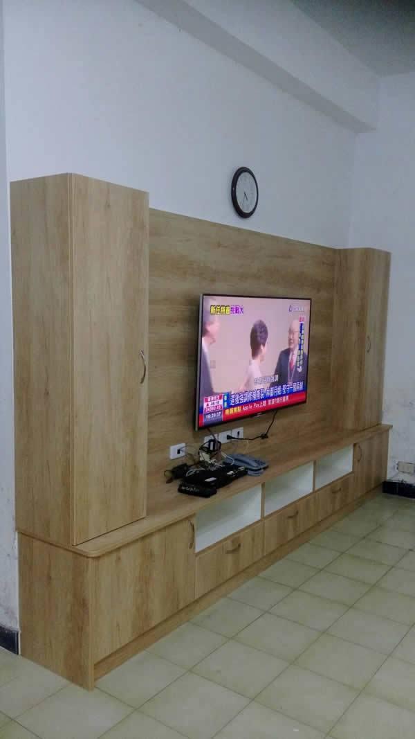 客廳訂做系統電視櫃