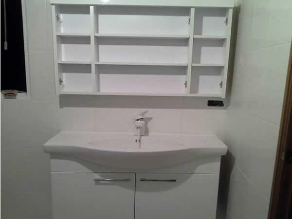 高級浴櫃安裝-屏東市民生東路