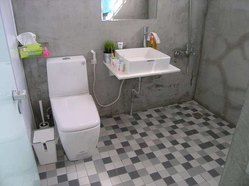 屏東浴室翻新-屏東市瑞昌街黃先生