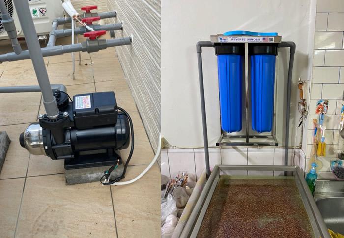 加壓馬達/水塔過濾器
