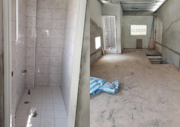 屏東市浴室增建
