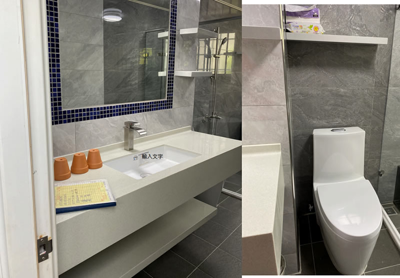 浴室翻修-屏東萬丹