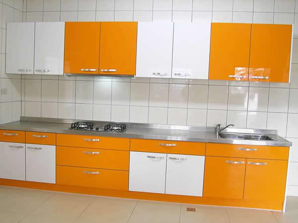 廚房設計-廚房水電工程-屏東市古松西巷