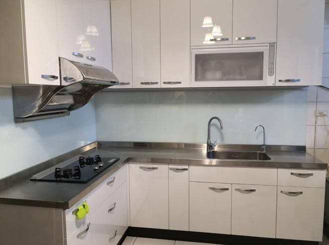 L型廚具-屏東系統廚具