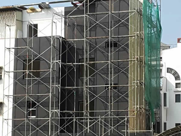 屏東整棟大樓做防水工程
